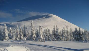 Лыжная трасса, Трюсиль