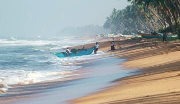 Пляж, Ваддува