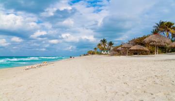 Пляж, Варадеро