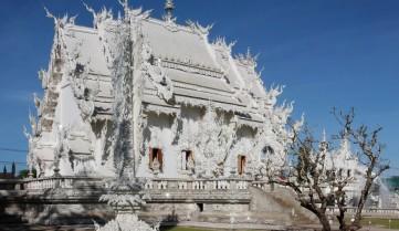 Ват Ронг Кхун, Таиланд
