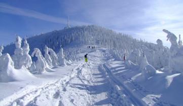 Лыжная трасса, Бескиды