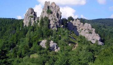 Горы, Бескиды