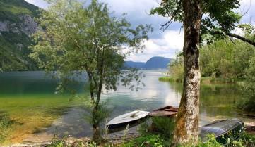 Озеро, Бохинь