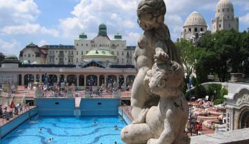 Аквапарк, Будапешт