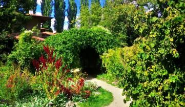 Бухарестский ботанический сад, Румыния
