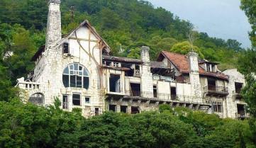 Замок принца Ольденбургского, Абхазия