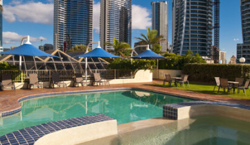 Grand Chancellor Surfers Paradise Resort, Золотое Побережье