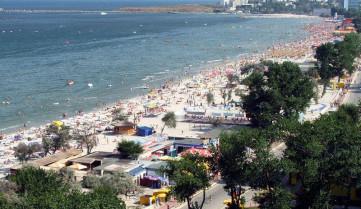 Пляж, Мамая