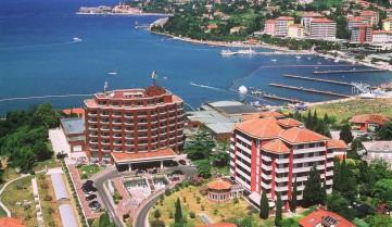 Отели, Порторож