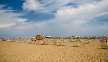 Пляж, Порторож