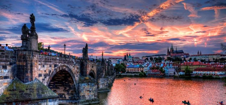 Автобусные туры в Чехию от 110 евро