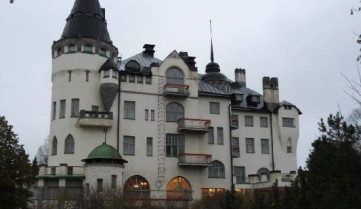 Scandic Imatran Valtionhotelli, Иматра