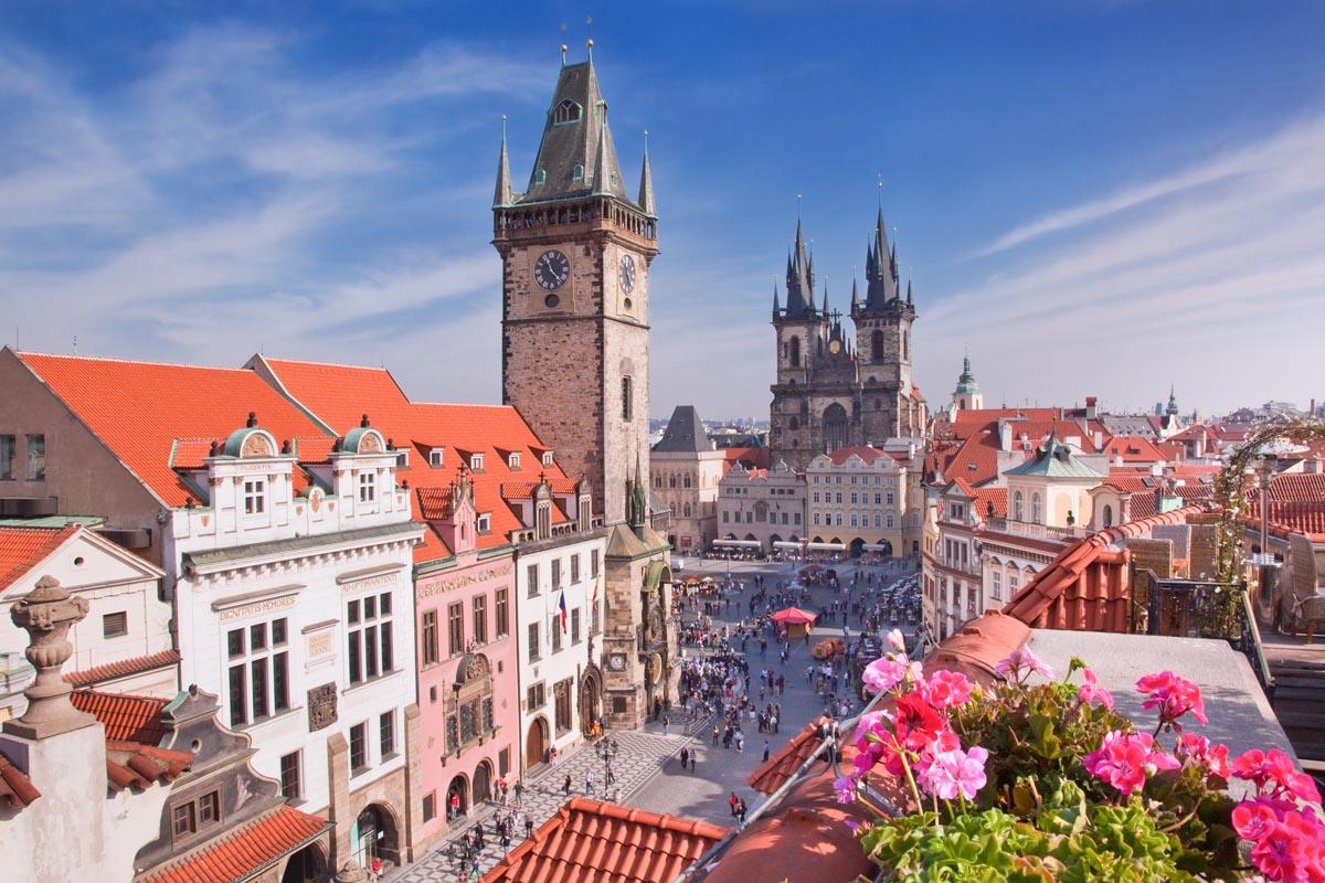 Прага сексуальная столица европы