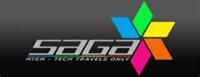 Сага логотип туроператора