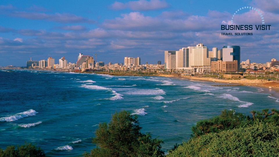 Авиабилеты в Тель-Авив от 207 у.е.