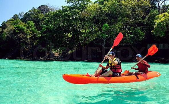 Активний відпочинок, Таїланд
