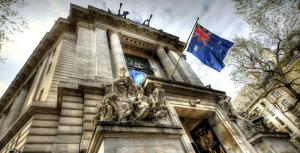 Посольство Австралии в Великобритании