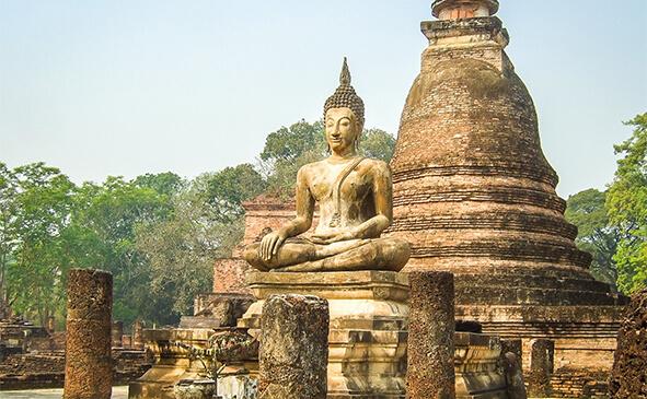 Будда, Таїланд
