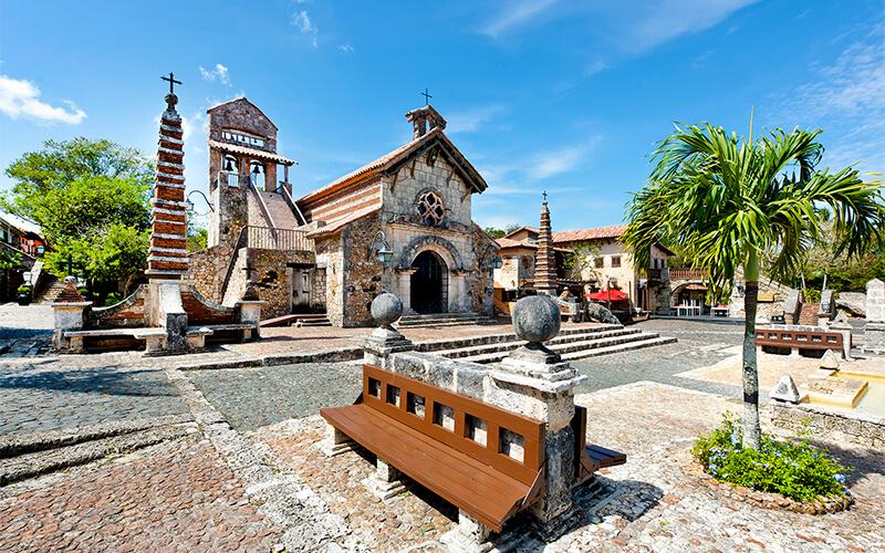 Доминикана Санто-Доминго, Альтос-де-Чавон