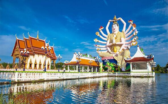 Стародавня культура Таїланду