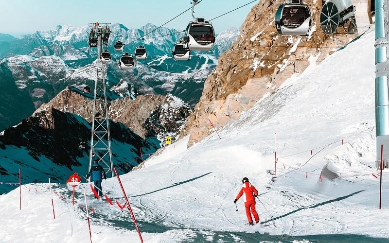 Австрия: горнолыжные туры