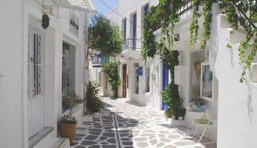 Отдых в Греции в июне
