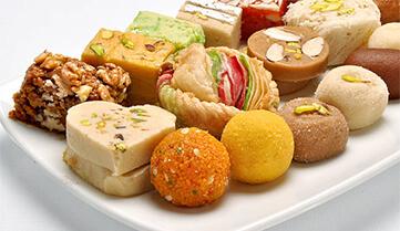 Індійські солодощі