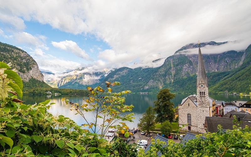 Поездка в Австрию летом