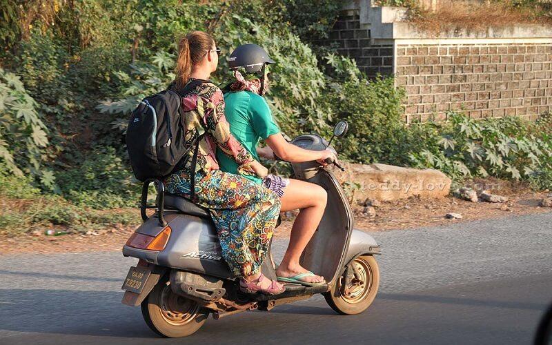 Транспорт Гоа