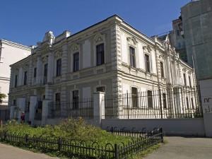 Адрес посольства Австрии в Киеве