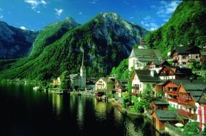 Горнолыжный курорт Австрии