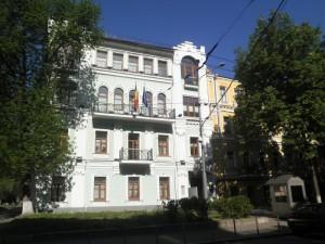 Адрес посольства Бельгии в Киеве