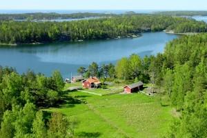 Природа в Финляндии