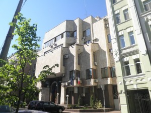 Адрес посольства Франции в Киеве