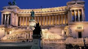 Венецианская площадь в Риме