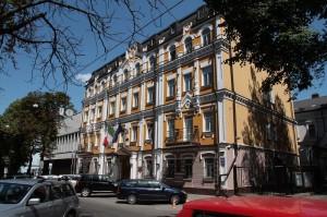 Адрес посольства Италии в Киеве