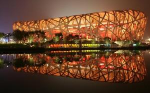 Олимпийский стадион Птичье Гнездо