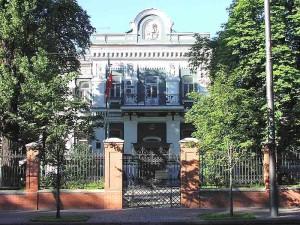 Адрес посольства Китая в Киеве