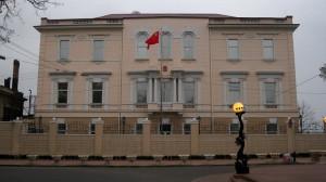 Генеральное консульство  посольства Китая в Украине
