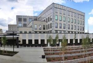 Адрес посольства США в Киеве