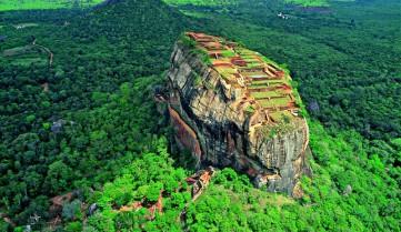 Шри-Ланка, Львиная скала