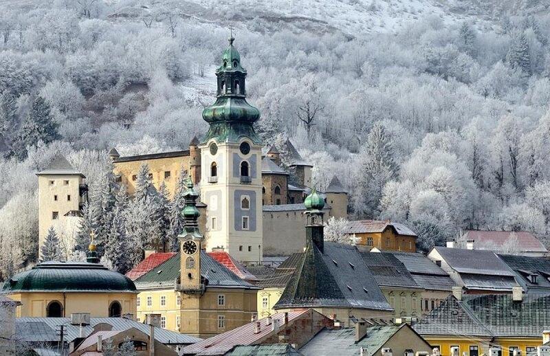 Горящие туры Словакия