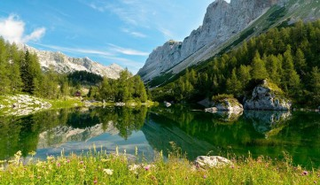 Национальный парк в Словении