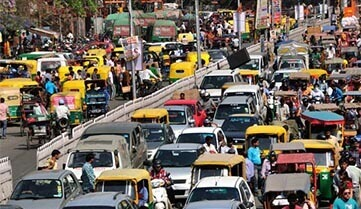 Транспорт Індія