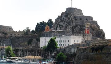 Старая крепость на о. Корфу