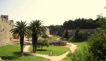 Прогулка в старом замке