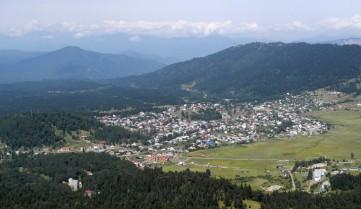 Бакуриани, Грузия
