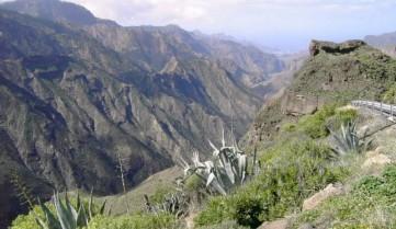 Горы острова Гран Канария