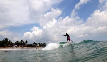 Серфинг в Хиккадува