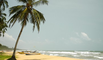 Пляжи Калутара